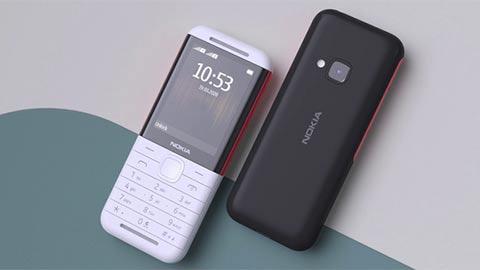 Nokia 5310 Xpress Music 'hồi sinh' với kiểu dáng cổ điển, có loa kép, giá siêu rẻ