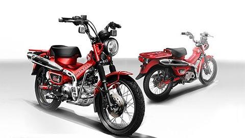Choáng với Honda Super Cub 125 bản 'Thợ săn' giá ngang SH 150 2020