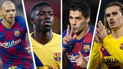 Sao Barca nào phải bán xới nếu Neymar và Lautaro Martinez cập bến Nou Camp?