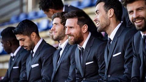 Messi và đồng đội ở Barca chấp nhận giảm lương vì Covid-19