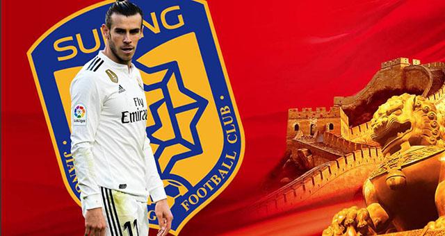 Con đường đưa Bale tới Trung Quốc đang gần hơn?