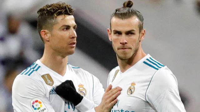 Ronaldo và Bale không ưa nhau