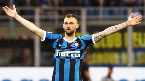 Inter mời Brozovic gia hạn 1 năm