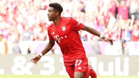 Chuyện Alaba đang rất muốn đi khỏi Bayern Munich không còn là đồn đoán