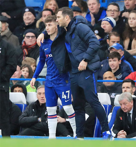 HLV Lampard hướng tới một mùa giải thành công cùng Chelsea