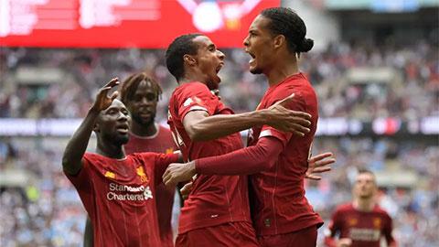 Liverpool sắp lập kỷ lục 'vĩnh cửu' ở Premier League