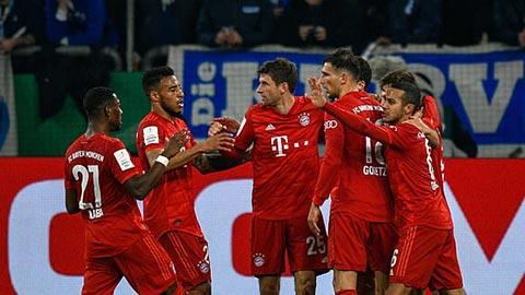 Cầu thủ Bayern & Dortmund chịu giảm 20% lương trong mùa Covid-19