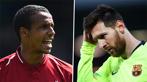 Matip tiết lộ khoảnh khắc đi xét nghiệm doping cùng Messi
