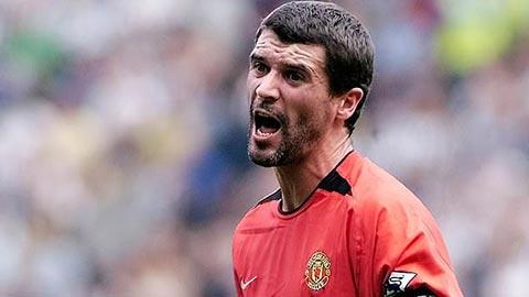 Roy Keane chưa bao giờ thực sự hạnh phúc với M.U