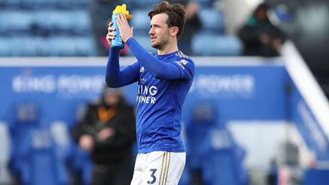 Chelsea khốn khổ khi Leicester hét giá bán Chilwell ngang Maguire