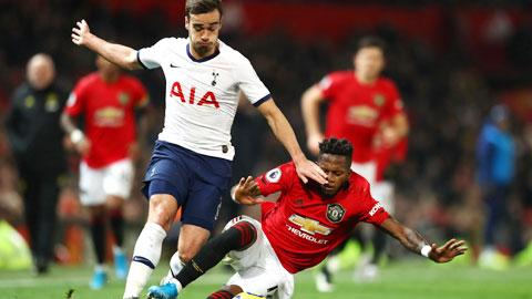 Tottenham hưởng lợi nhất từ việc Ngoại hạng Anh bị hoãn