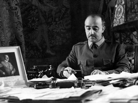 Tướng Franco lãnh đạo Tây Ban Nha trong giai đoạn 1939-1975
