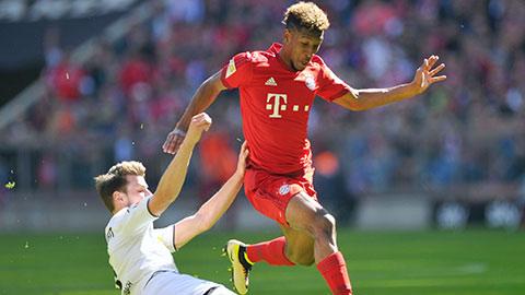 Bayern quyết 'trói chân' Kingsley Coman