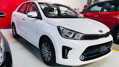 """Kia Soluto sắp có bản nâng cấp, giá rẻ bất ngờ """"đấu"""" Toyota Vios, Hyundai Accent"""