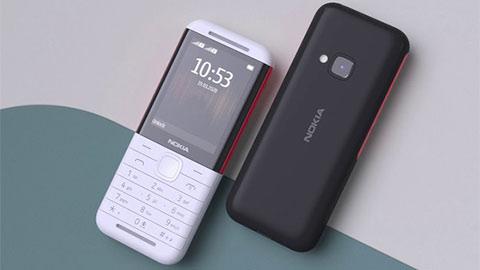 Nokia 5310 2020 đẹp long lanh mở bán tại Việt Nam với giá siêu rẻ