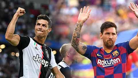Pele: 'Ronaldo giỏi hơn Messi nhưng cả hai đều kém tôi'