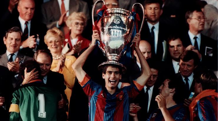 Vô địch La Liga 4 lần liên tiếp, vô địch Cúp C1/ Champions League 2 lần trong 3 năm là kỳ tích của Dream Team