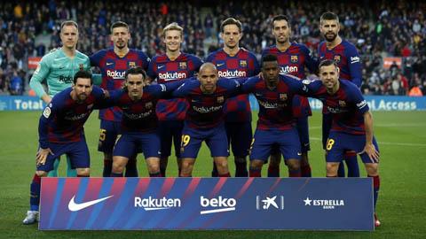 Messi và đồng đội ở Barca chưa chấp nhận giảm lương vì Covid-19