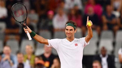 Federer ủng hộ hơn 1 triệu USD chống dịch