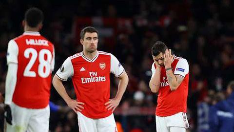 Arsenal và một năm  chuyển nhượng thất bại
