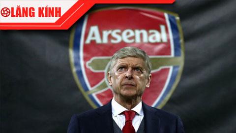 Arsenal: Mò mẫm trong đường hầm