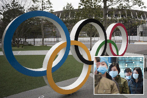 Theo thống kê, GDP của Nhật Bản sẽ giảm từ 1,6 – 1,9% vì hoãn Olympic 2020