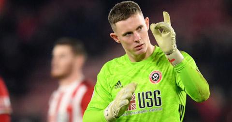 Henderson được khuyên chưa nên trở lại M.U