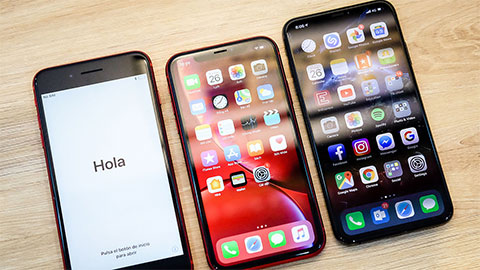 iPhone 11, iPhone 7/8 Plus, iPhone XS Max giảm giá mạnh, gây sốt tại VN