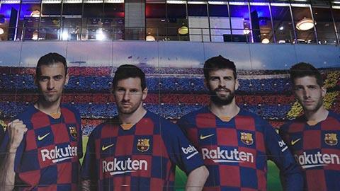 Cầu thủ Barca từ chối giảm lương giúp CLB