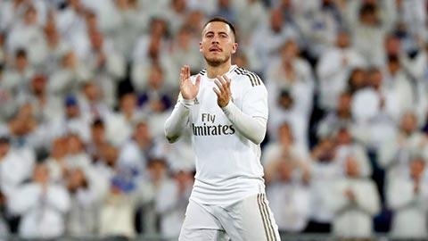 Hazard: 'Hãy phán xét tôi trong mùa sau'