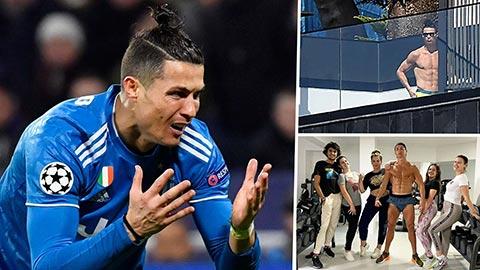 Ronaldo là tấm gương xấu ở Juve?