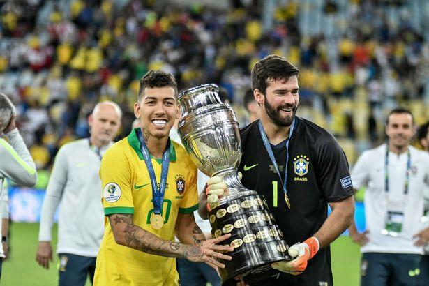 Và cả Copa America cùng Selecao