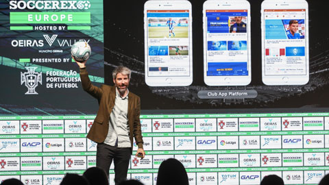 Làm thế nào La Liga dẫn đầu thế giới về kỹ thuật số?