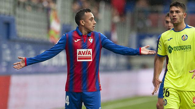 Fabian Orellana: 7 thẻ đỏ