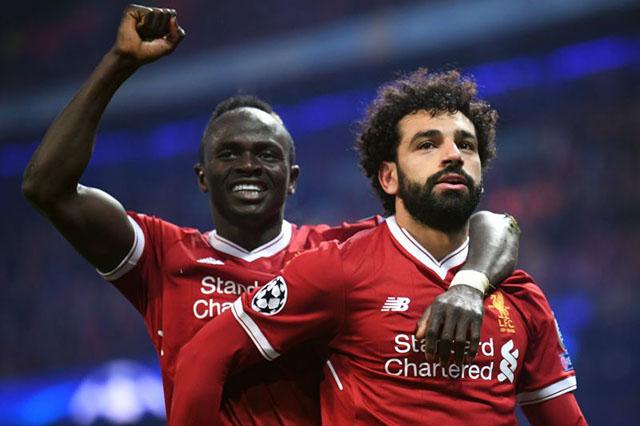 Mane, Salah và Aubameyang (Arsenal) từng đồng giải Vua phá lưới Ngoại hạng Anh 2018/19