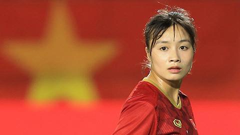 ĐT nữ Việt Nam rơi xuống hạng 35 thế giới