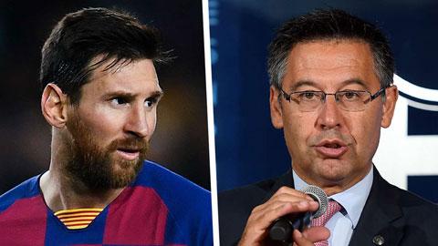 Barca quyết định cắt 70% lương bất chấp phản đối của Messi và đồng đội