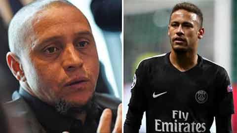 Roberto Carlos từng dụ Neymar phản bội Barca