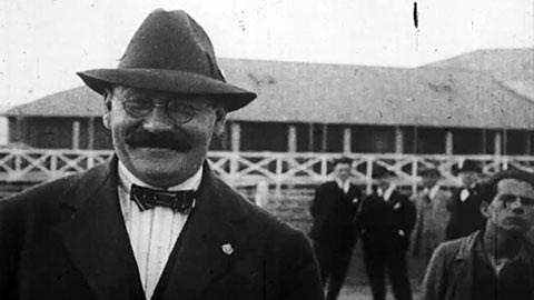 Joan Gamper, vị chủ tịch vĩ đại đã khai sinh Barca