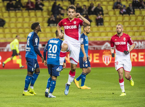 Ben Yedder đã ghi 18 bàn thắng tại Ligue 1 mùa giải này