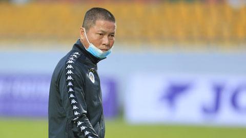 V.league càng kéo dài, thầy trò HLV Chu Đình Nghiêm và các CLB khác càng thêm lo lắngảnh: Minh Tuấn