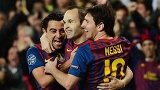 Cầu thủ nào của Barca có trình độ gần với Messi nhất?