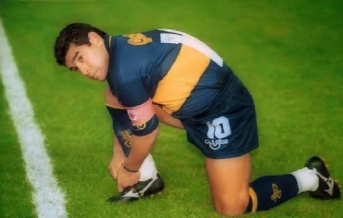 Maradona sa sút nhanh chóng khi qua tuổi 30 do quá ăn chơi