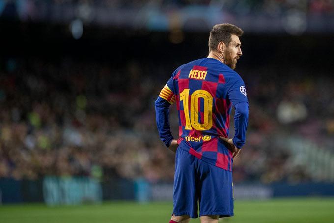 Messi bị nhiều người chỉ trích vì không dám thử sức ở các CLB khác ngoài Barca