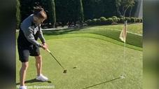Lần đầu chiêm ngưỡng tài đánh Golf đỉnh cao của Gareth Bale