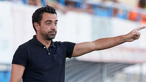 Huyền thoại Xavi sẵn sàng trở lại dẫn dắt Barca