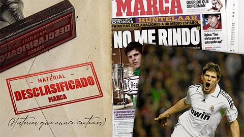 """Sát thủ Hà Lan bị chính đồng hương """"đâm lén"""" ở Real Madrid như thế nào?"""