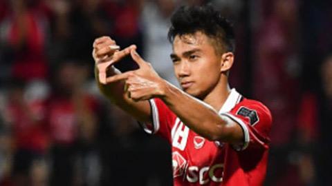 LĐBĐ Châu Á ấn tượng với pha solo qua 3 cầu thủ của 'Messi Thái'