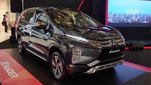 Mitsubishi Xpander 2020 đẹp long lanh, có giá lăn bánh bao nhiêu?