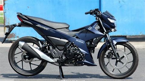 Yamaha Exciter 150 toát 'mồ hôi' với Suzuki Satria 2020 giá siêu ngon